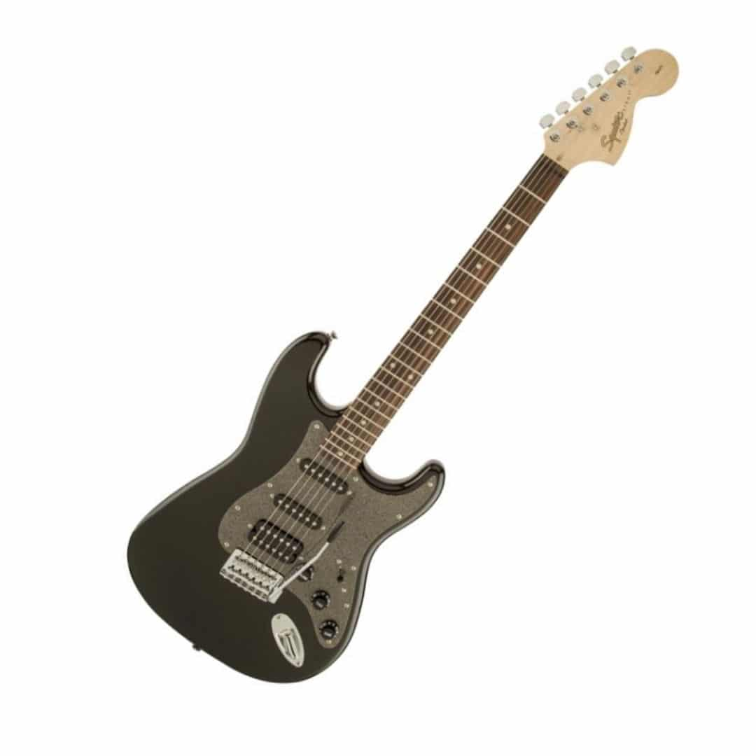 Guitarra Electrica Squier Affinity Stratocaster, Montego Black Metallic Fender 0370700564