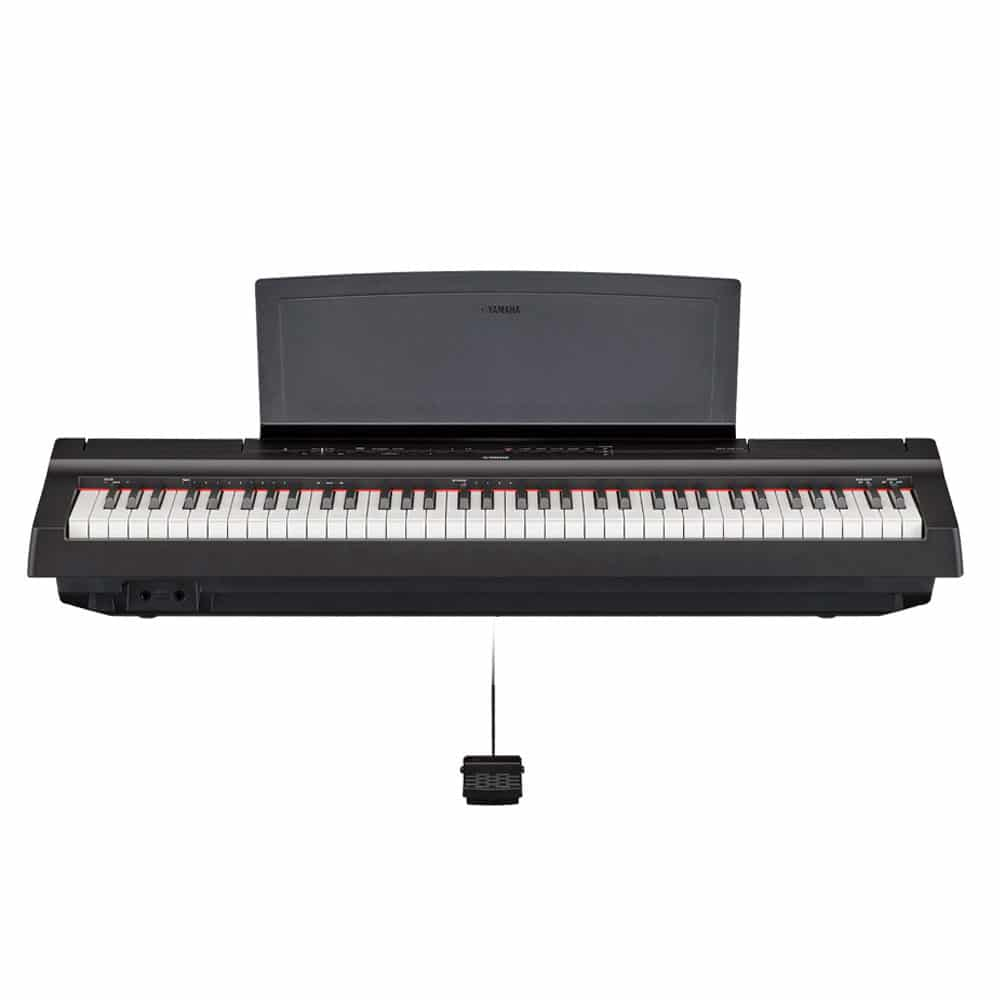 Piano Digital Yamaha P-121B
