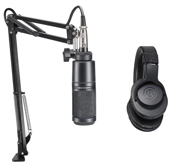 Pack Audio Technica AT2020PK